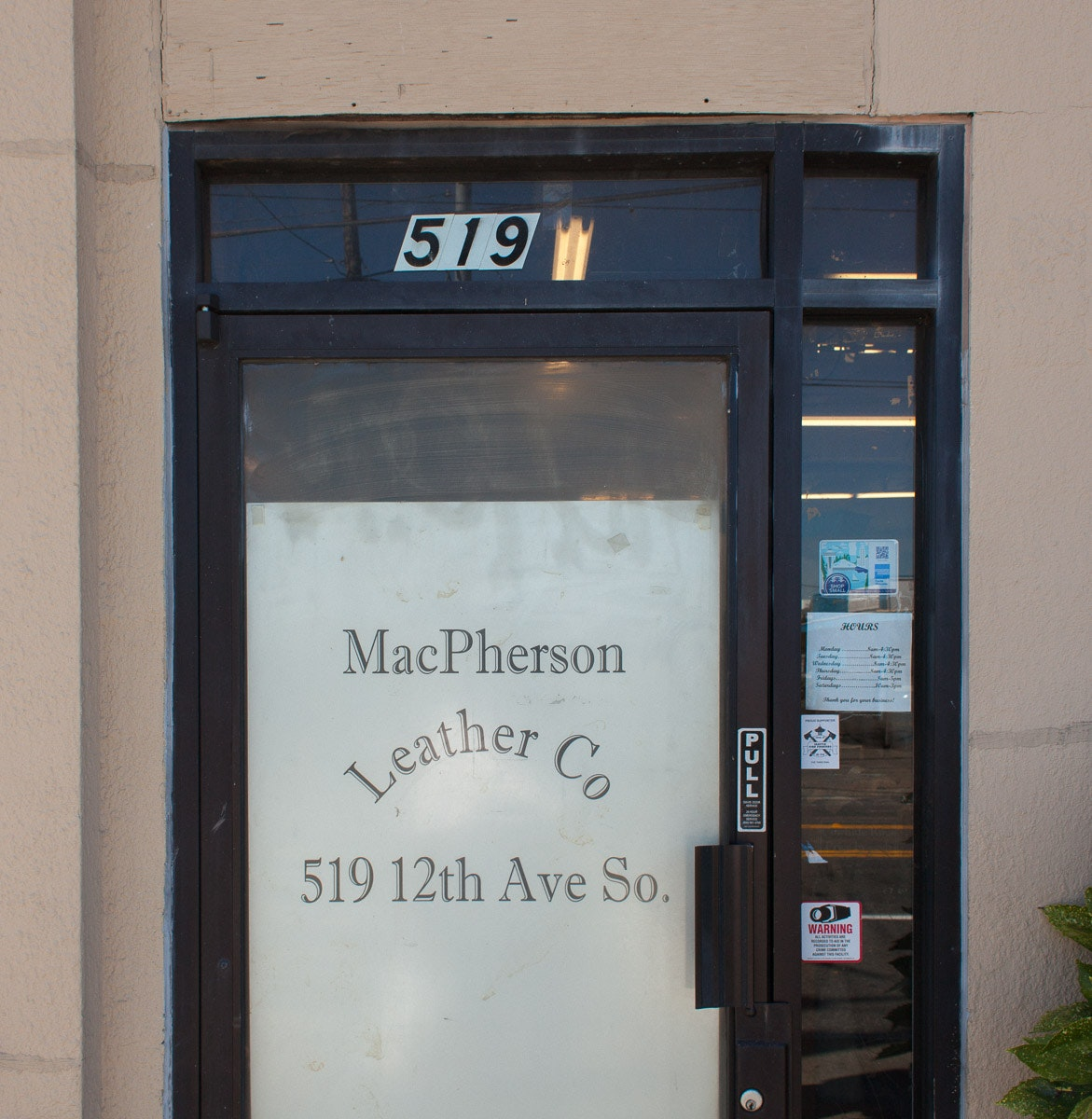 MacPherson Leather Co