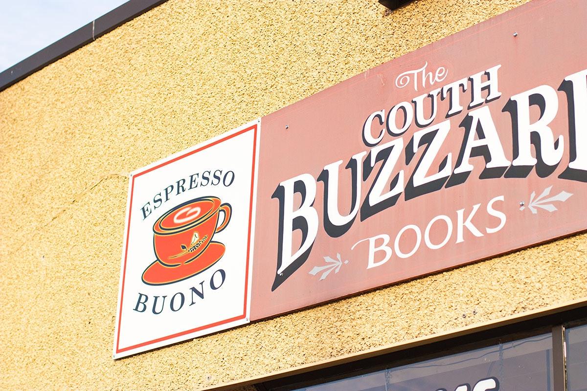 Couth Buzzard Books