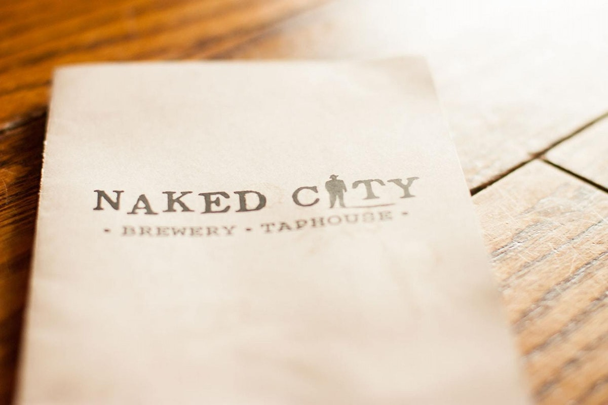 Naked City Brewery