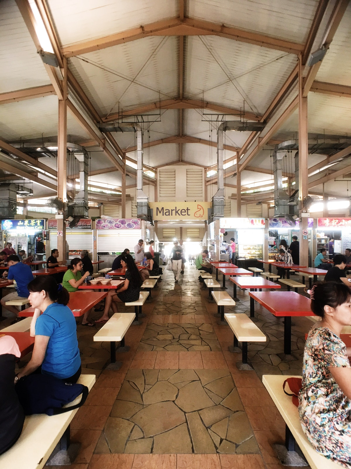 Nieuw On the Grid : Holland Village Market and Food Centre SO-98