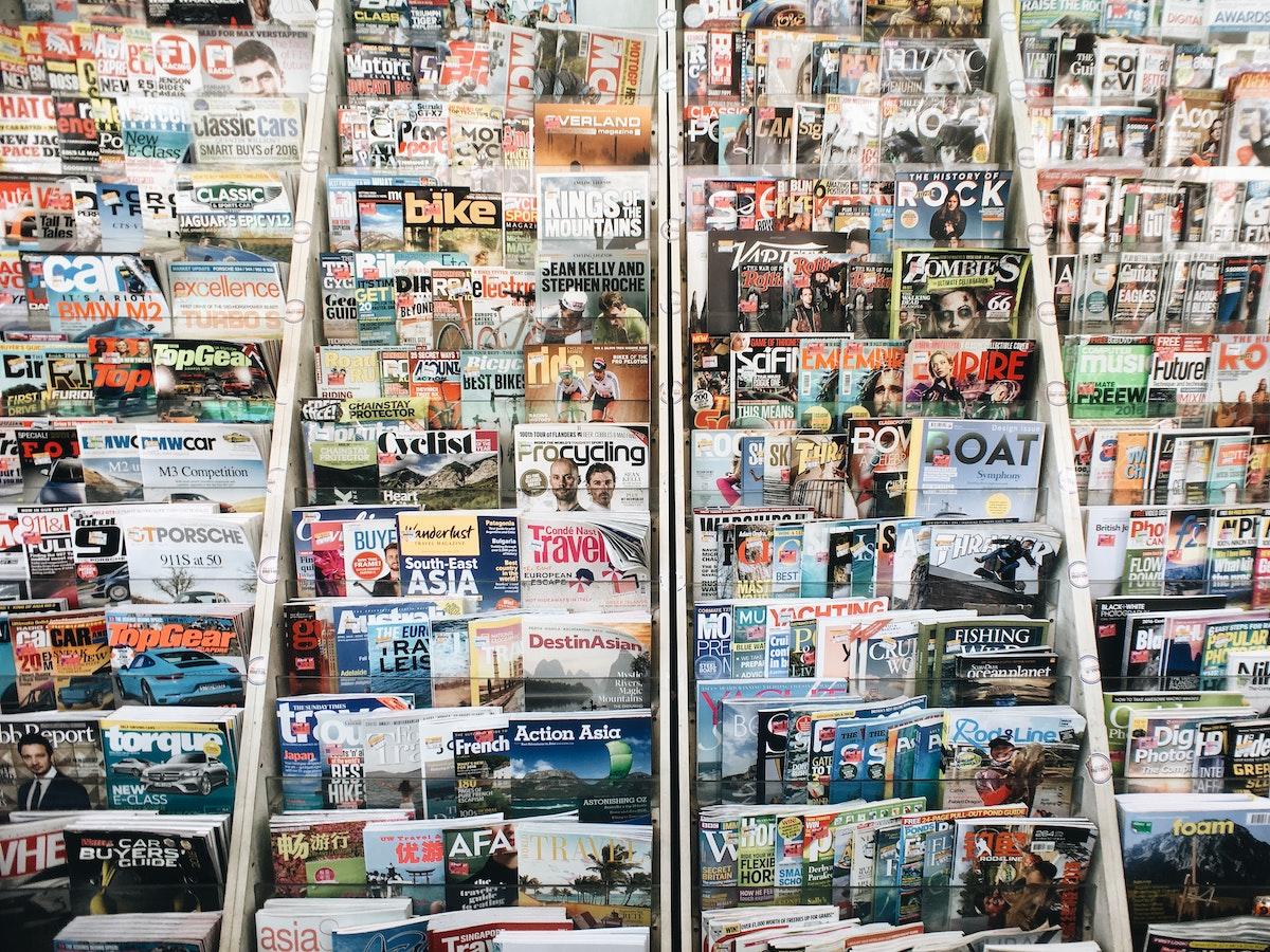 Thambi Magazine Store