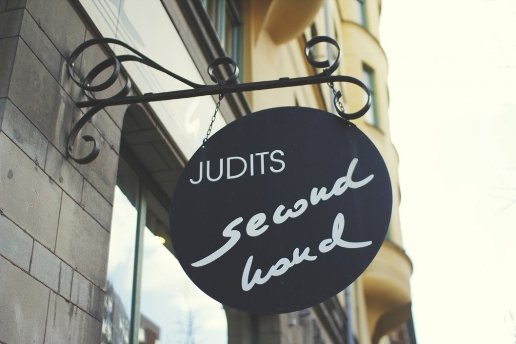 Judits Secondhand