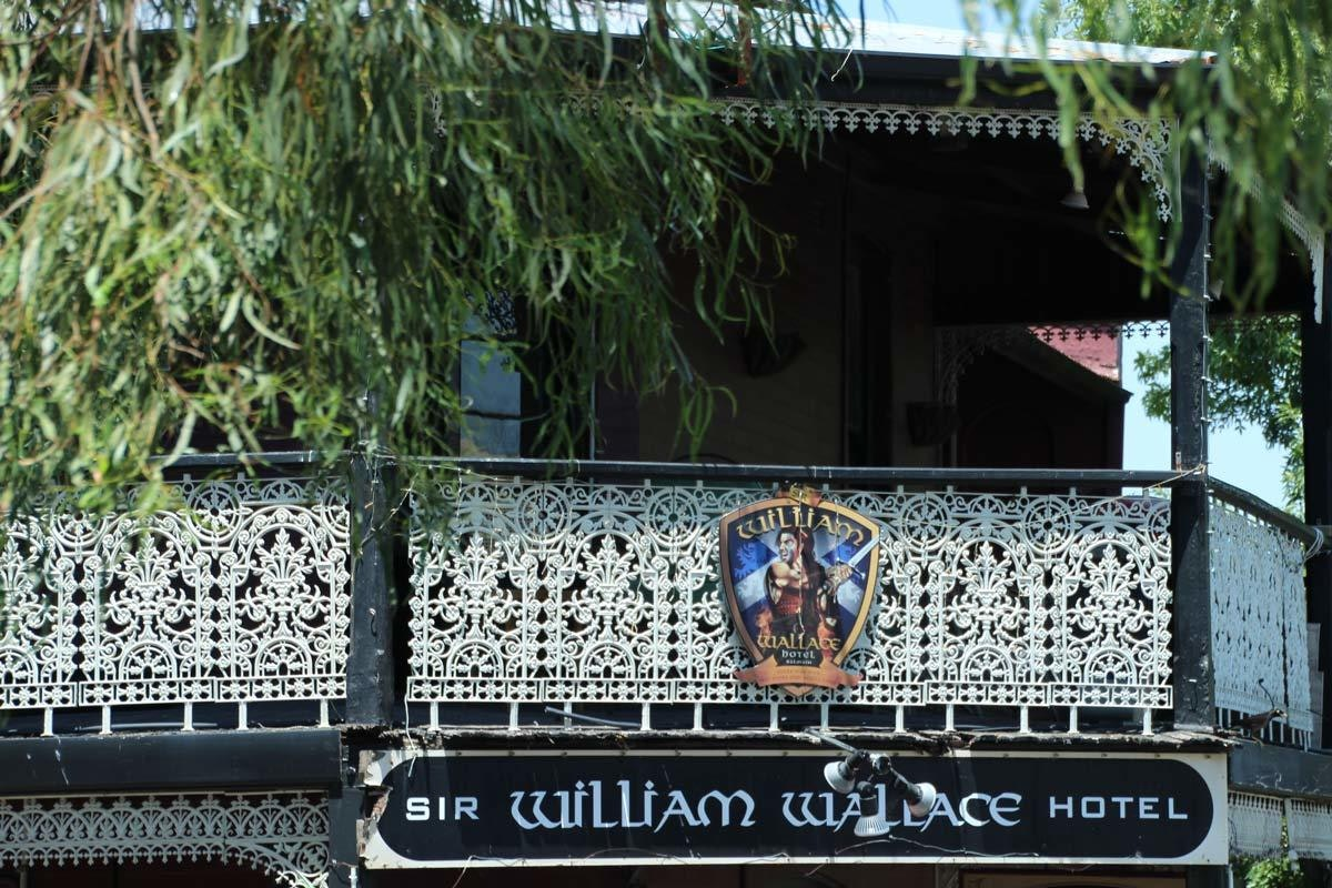 The William Wallace hotel