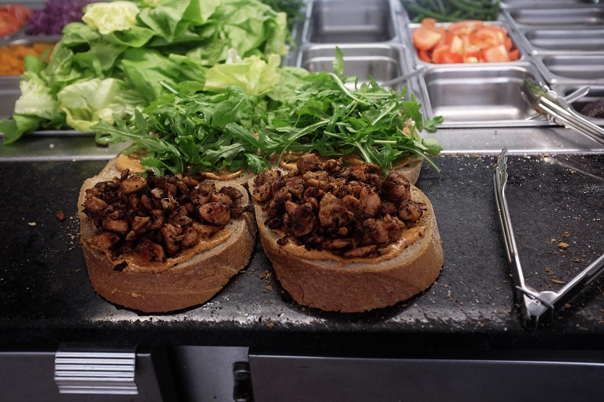 King's Lane Sandwiches