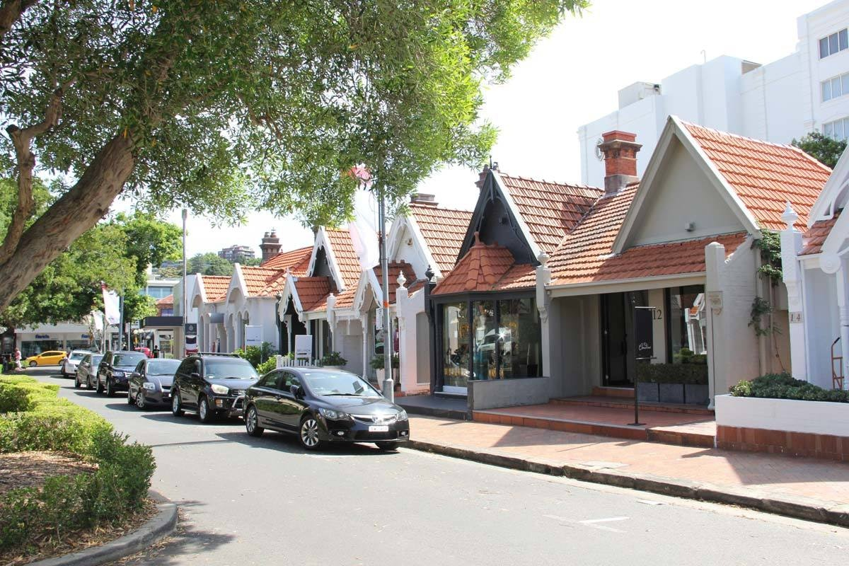 Transvaal Ave