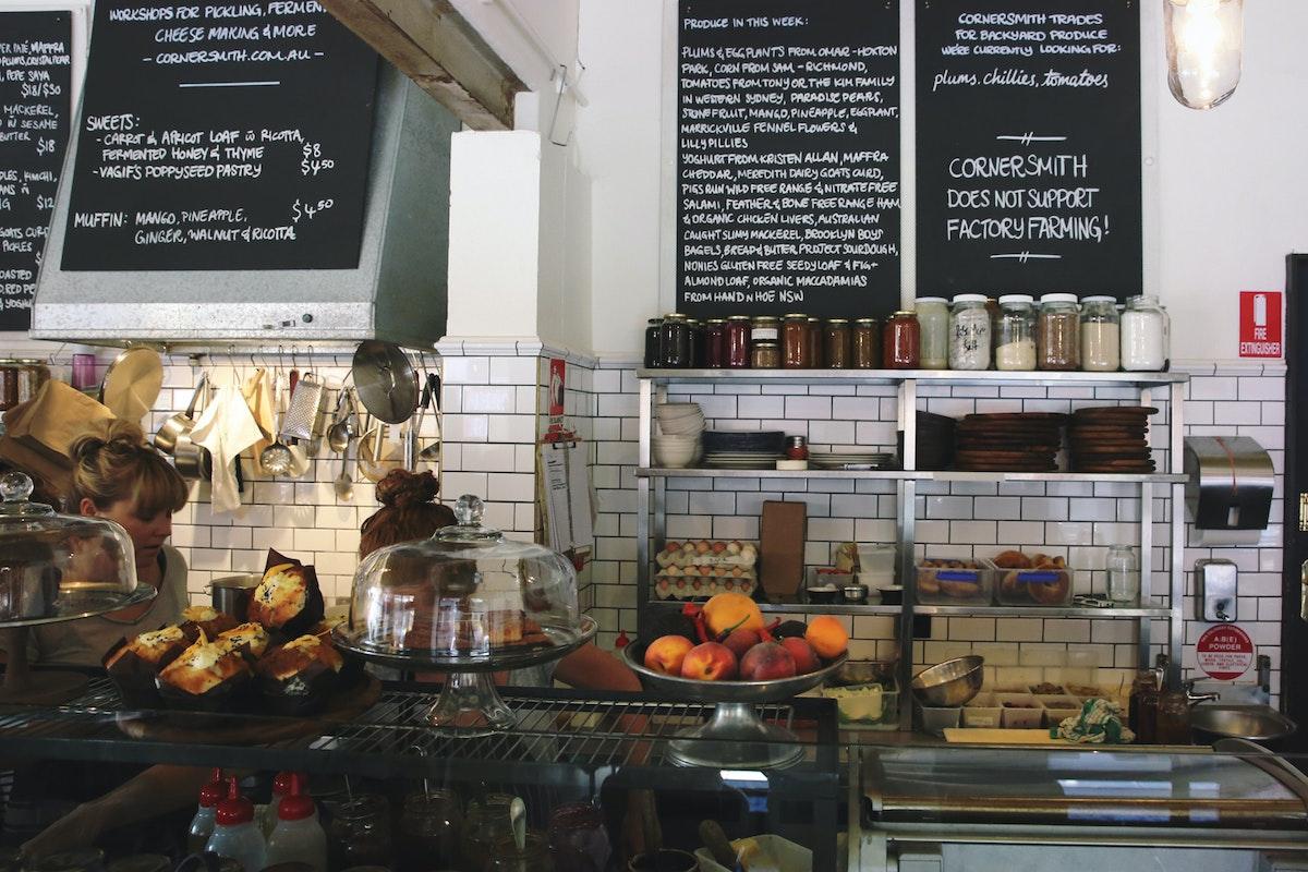 Cornersmith Cafe & Picklery