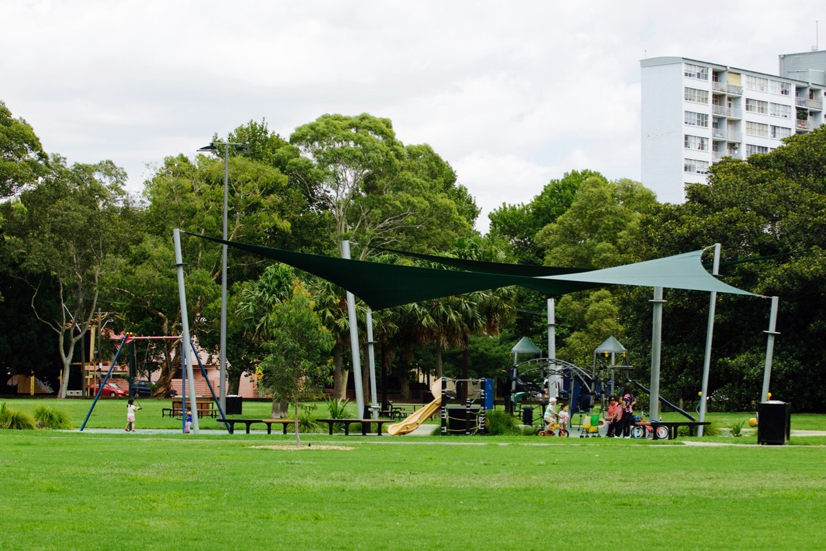 Wentworth Park – Exercise Park