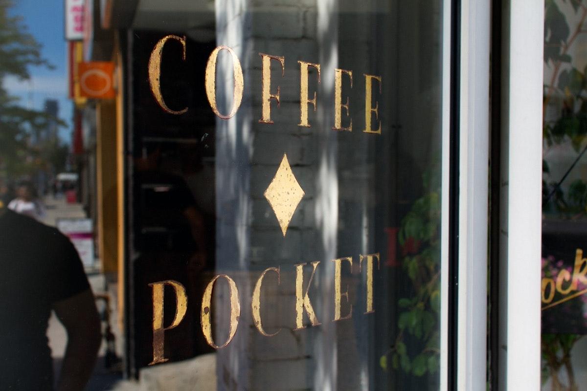 Sam James Coffee Pocket