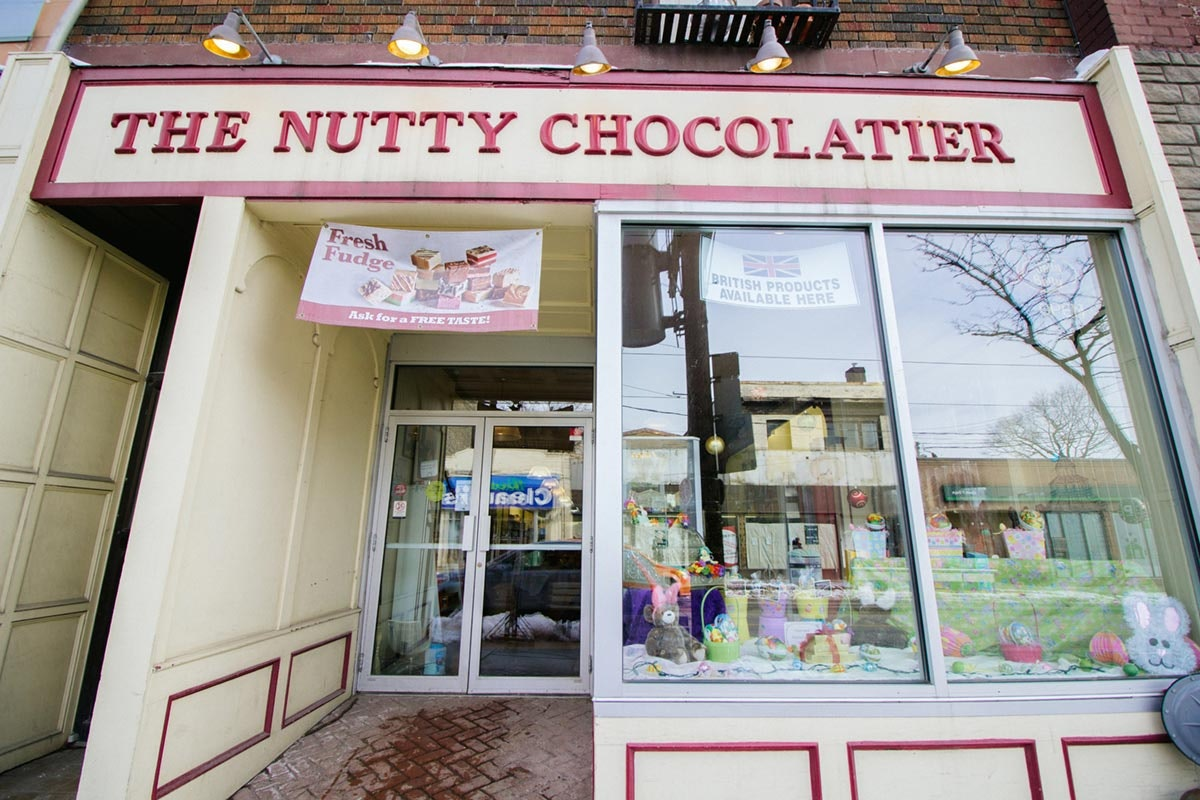 The Nutty Chocolatier
