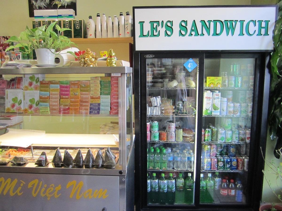 Le's Sandwich - Banh Mi Viet Nam