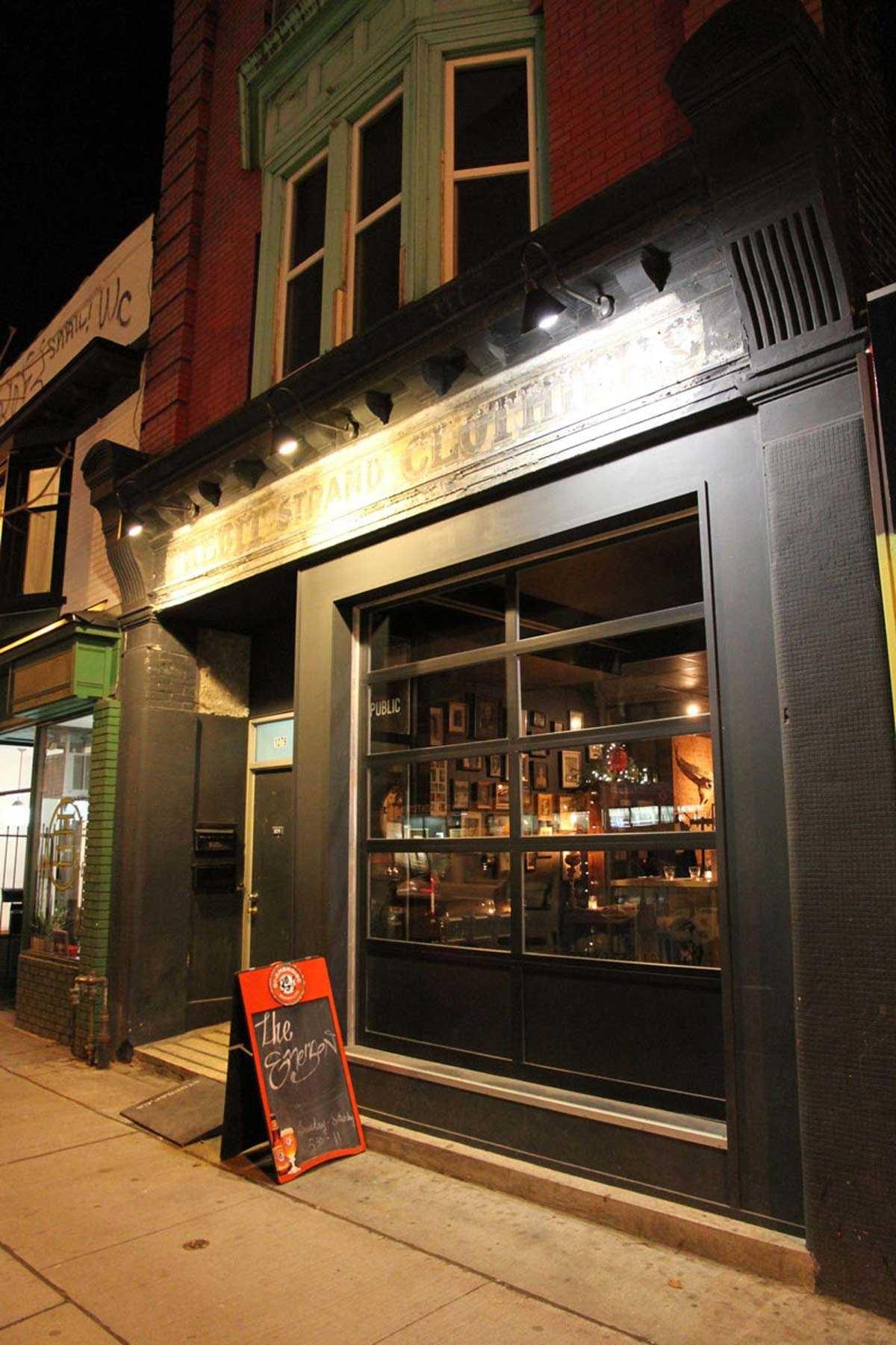 The Emerson Restaurant