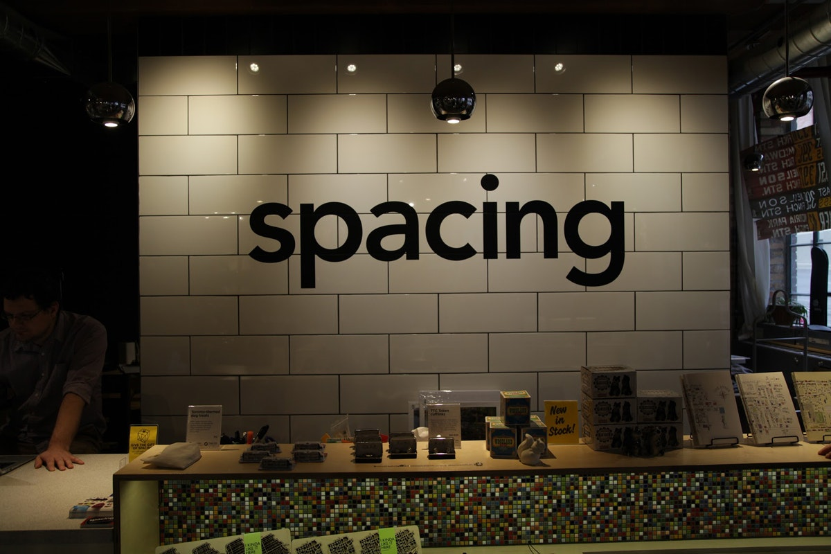 The Spacing Store