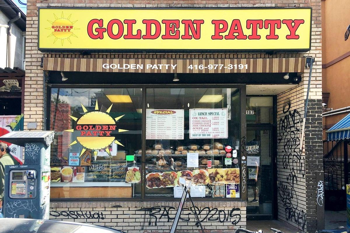Golden Patty