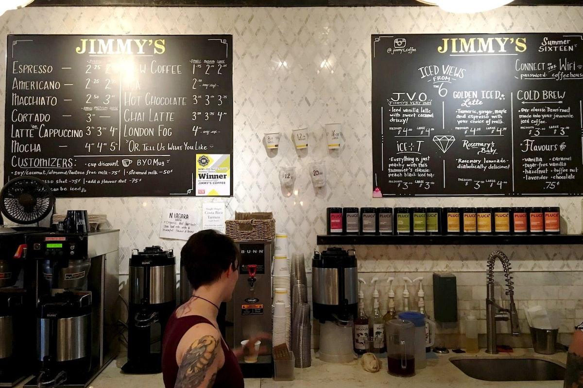 Jimmy's Coffee