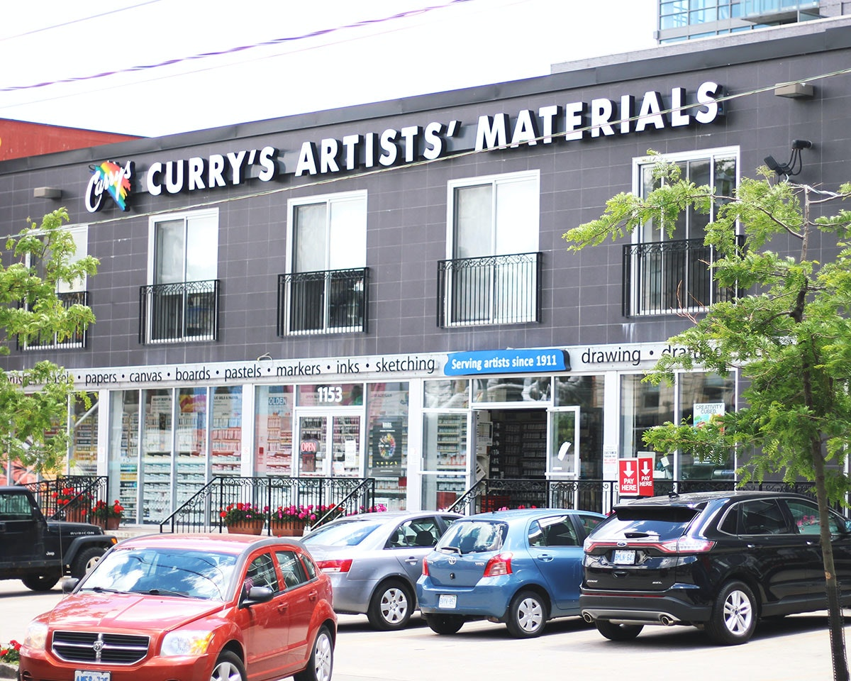 Curry's Artists' Materials