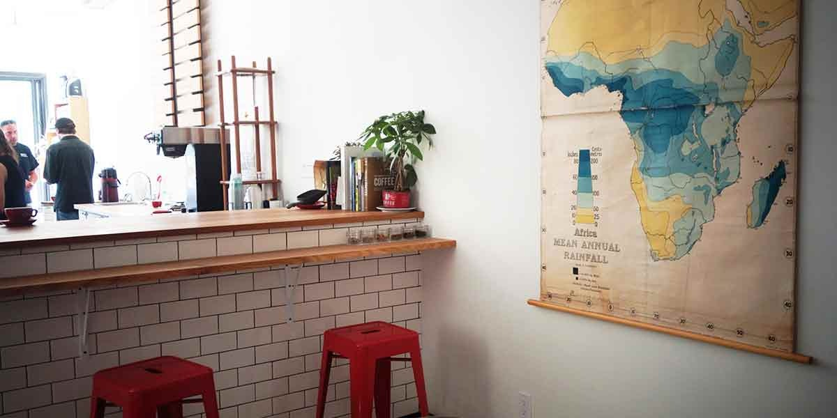 Reunion Island Coffee Bar