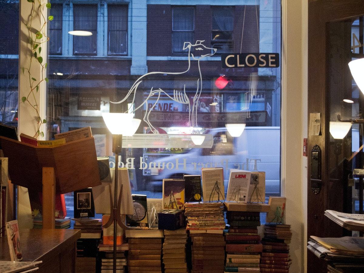 Paper Hound Bookshop
