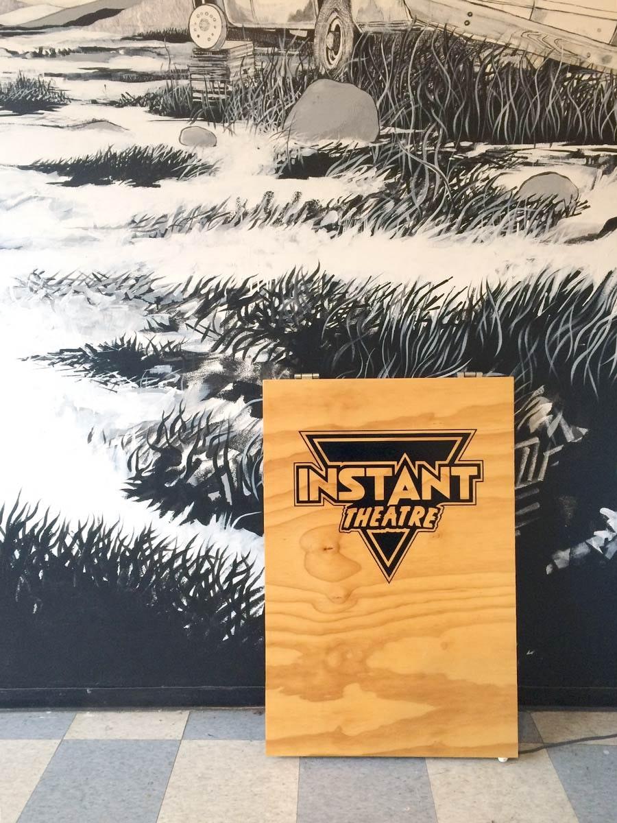 Instant Shop Theatre