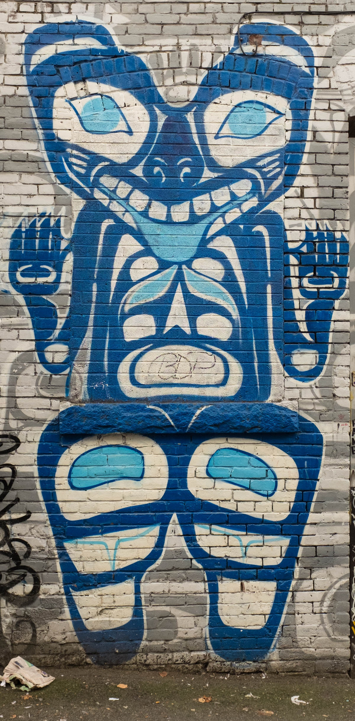 Gastown Graffiti Project