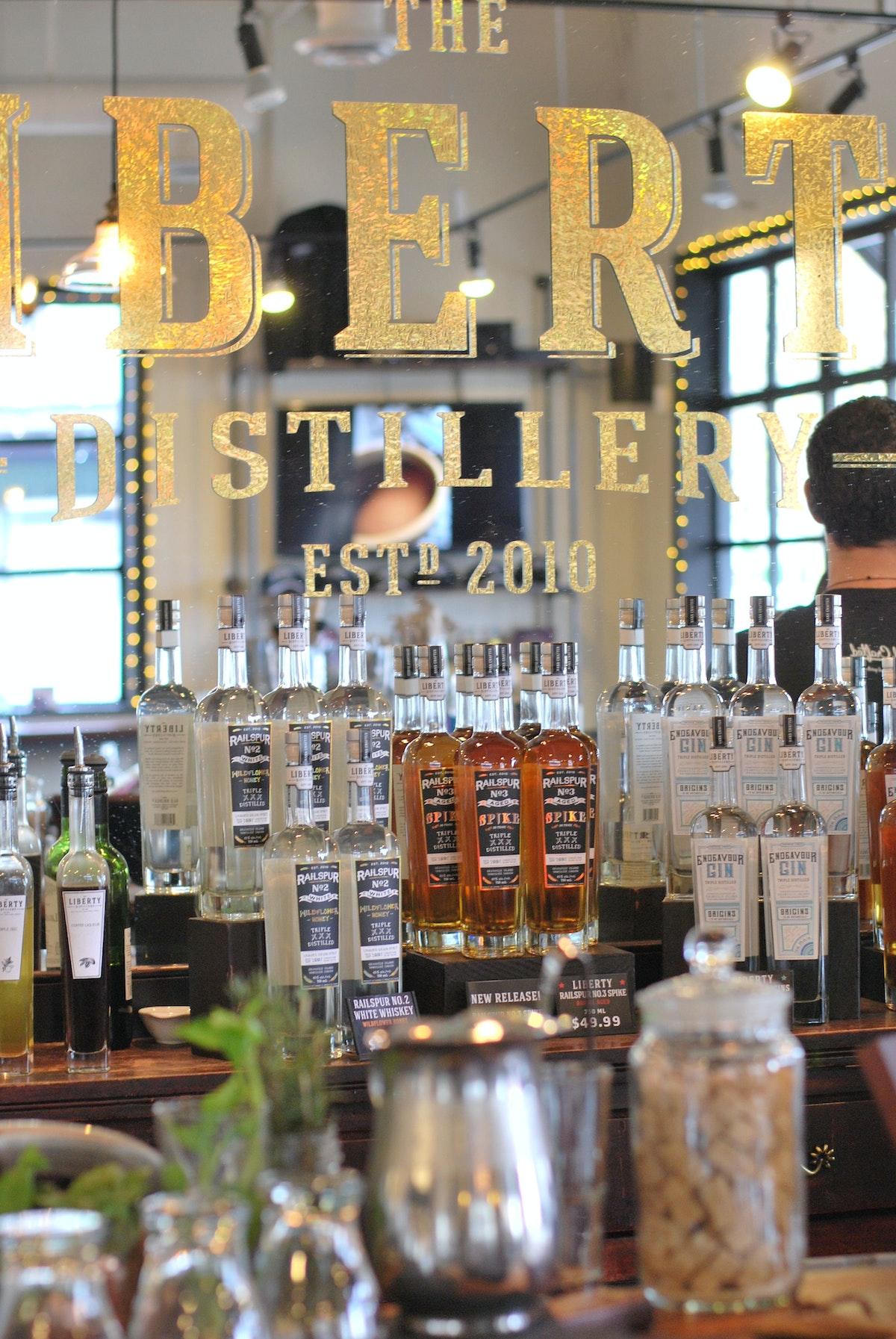 Liberty Distillery