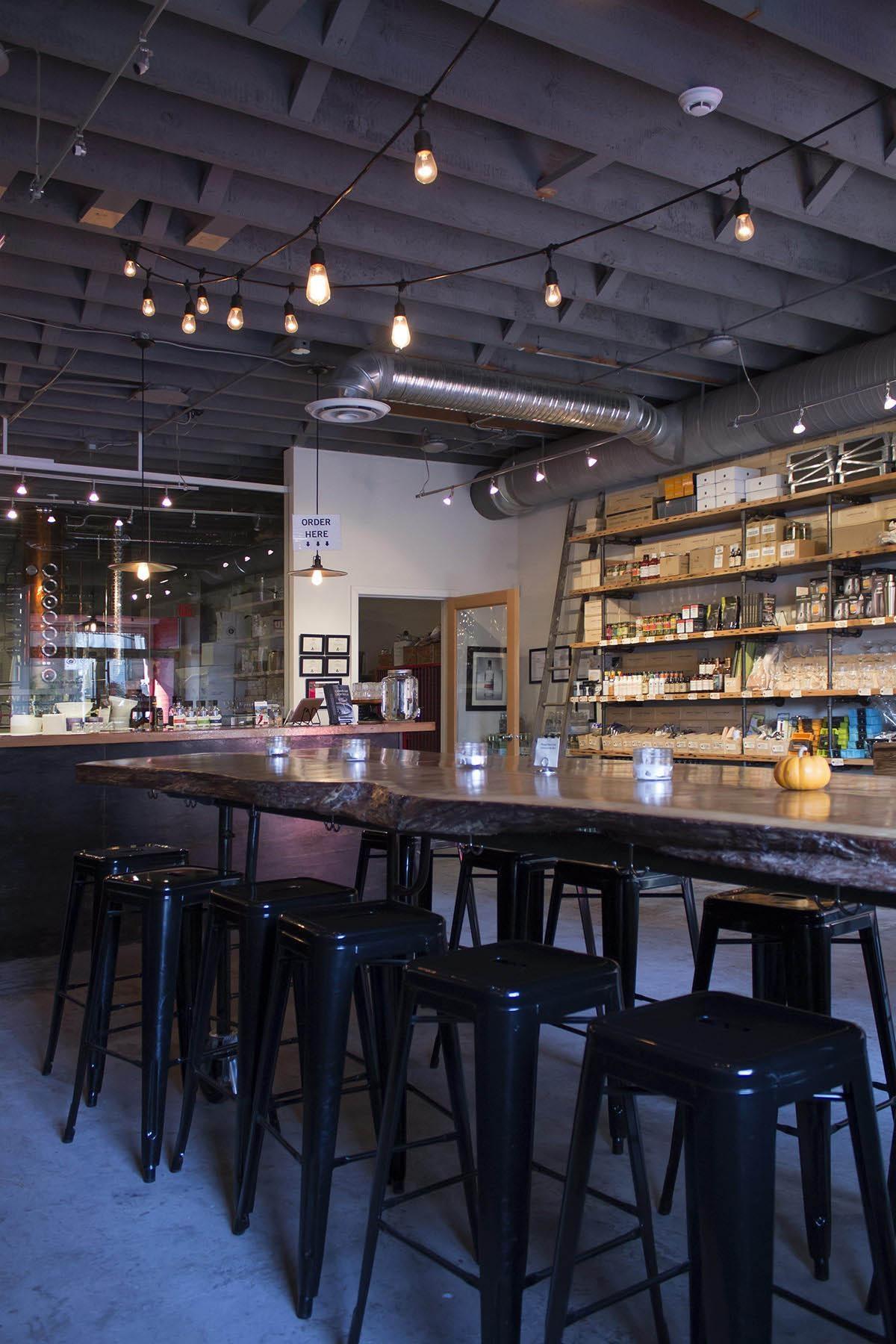 Long Table Distillery