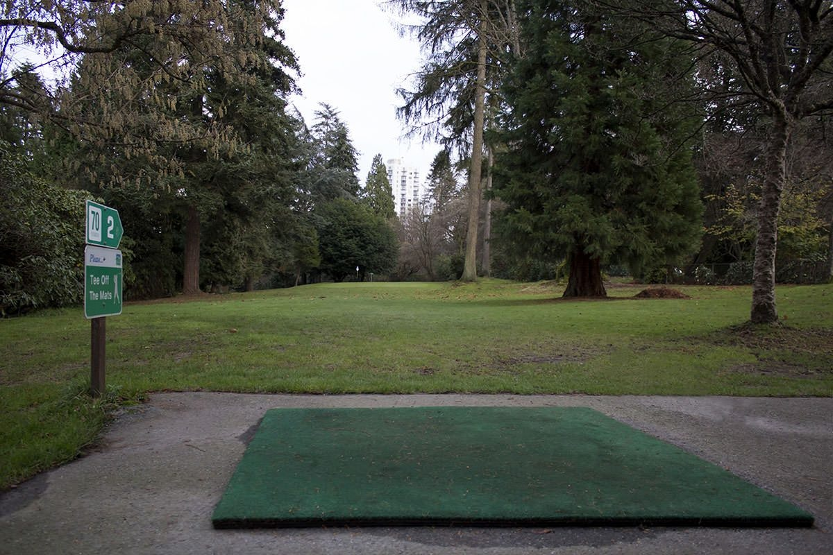 Stanley Park Pitch and Putt