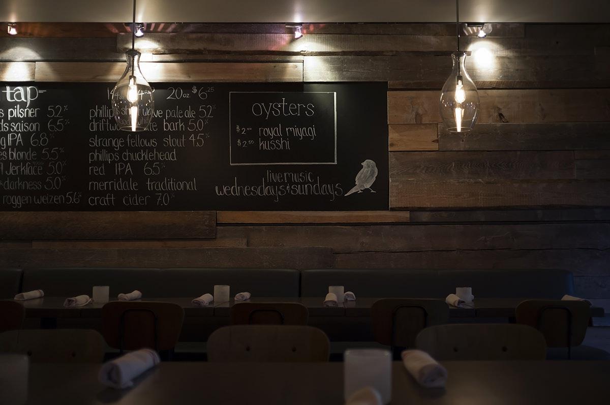 The Blind Sparrow Gastrotavern