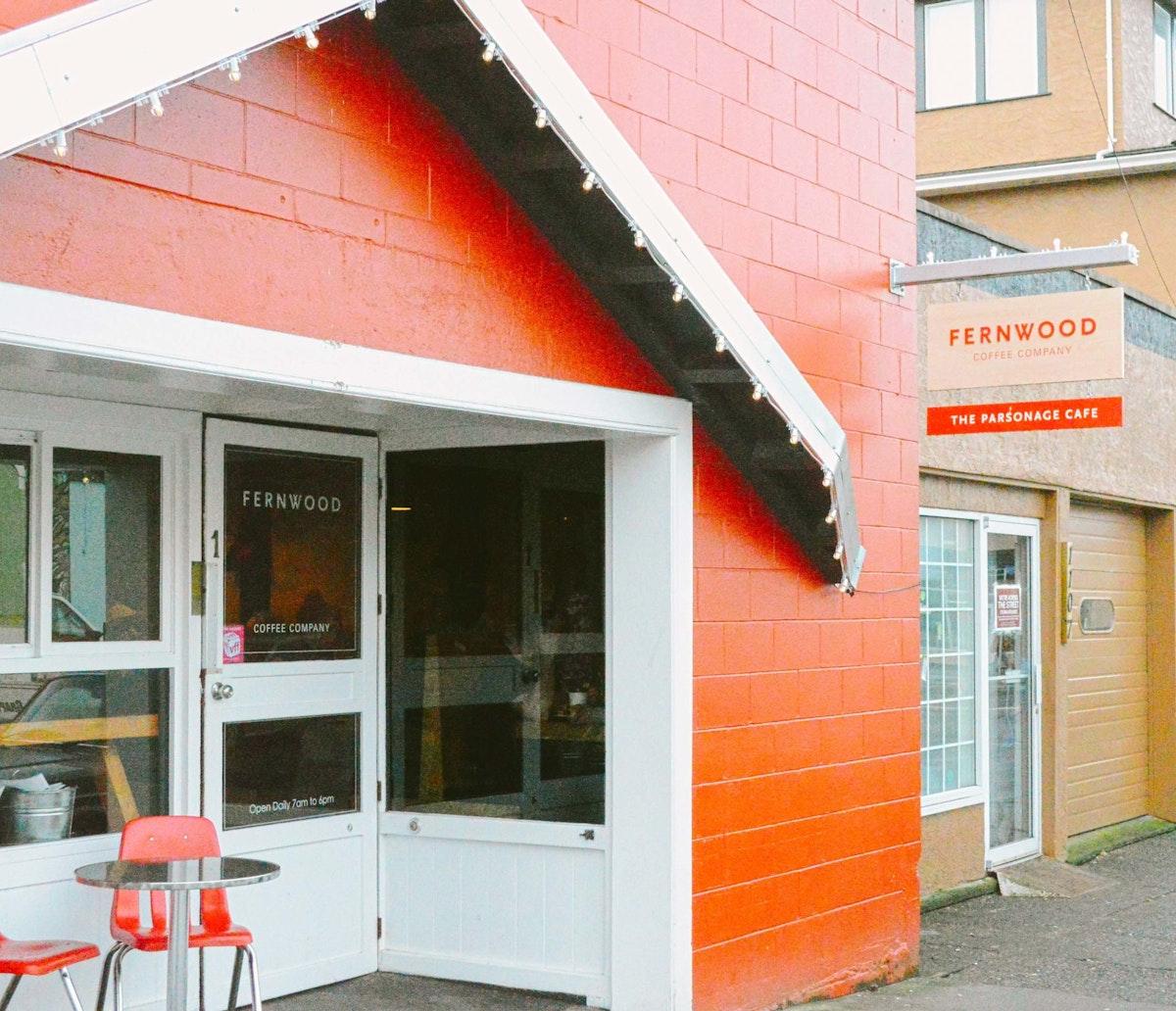 Parsonage Cafe