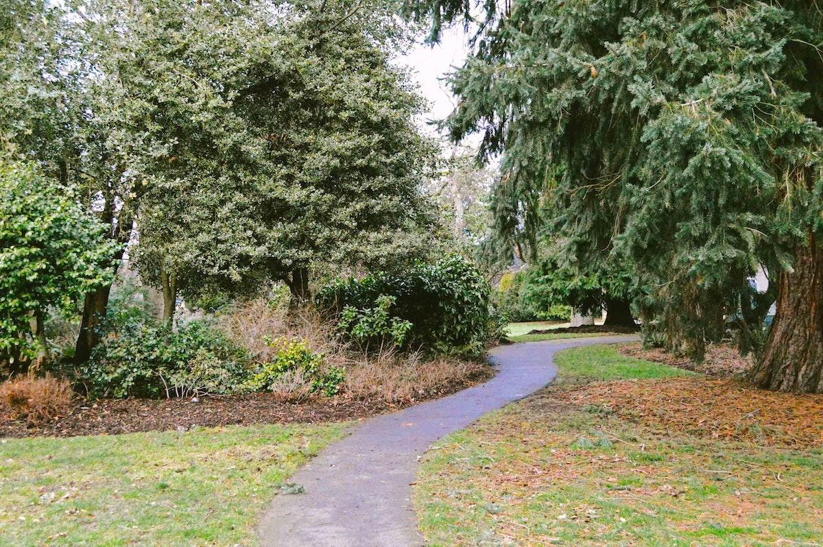 Stadacona Park