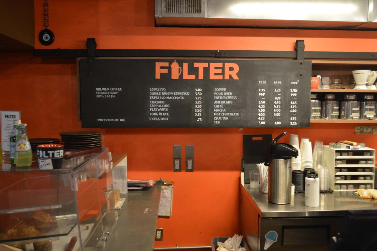 Filter Coffeehouse