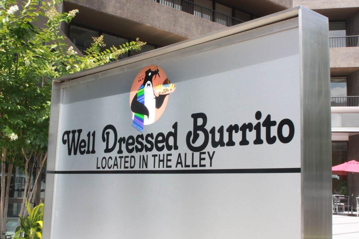Well Dressed Burrito