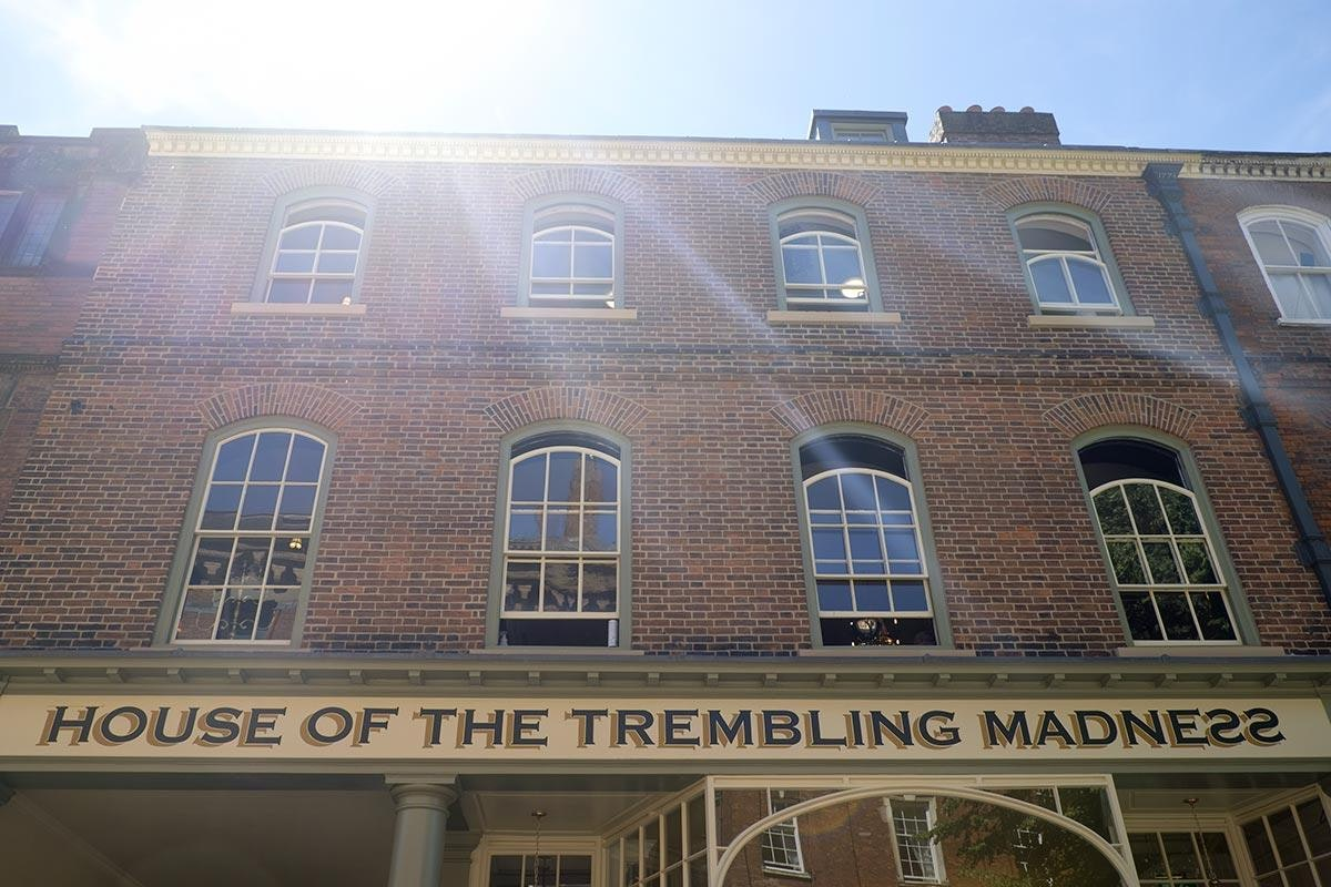 House of Trembling Madness II