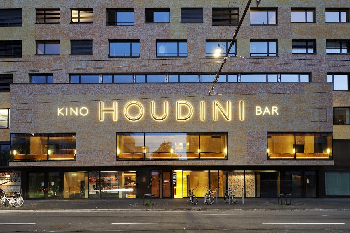 Houdini Kino